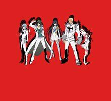 Satsuki and the Elite Four Unisex T-Shirt