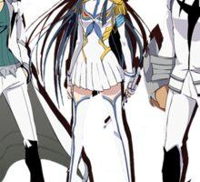 Satsuki and the Elite Four Sticker
