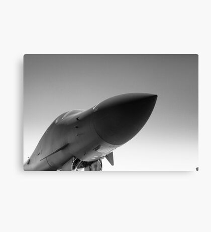 Bomber Canvas Print