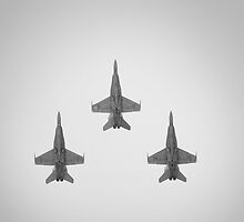 In Perfect Formation by JoeyKelava