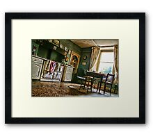 Dales Kitchen Framed Print