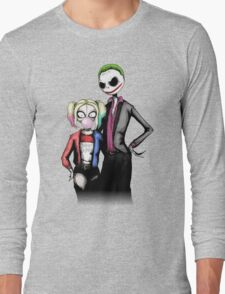 Suicide Nightmare Squad Long Sleeve T-Shirt