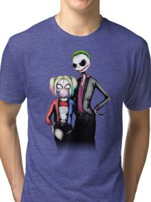 Suicide Nightmare Squad Tri-blend T-Shirt