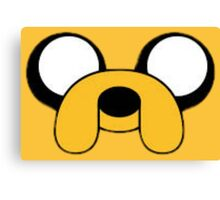 Adventure Time - Jake Canvas Print