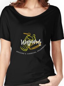 Wasamba Broome Large Logo Women's Relaxed Fit T-Shirt