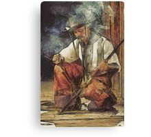 The Winchester Canvas Print