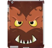 WOLFMAN - HALLOWEEN, HORROR, CUTE iPad Case/Skin