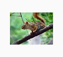 Curious Squirrel Unisex T-Shirt