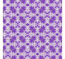 Tracery of Snow Flakes Photographic Print