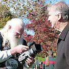 Filming the Guru by DEB CAMERON