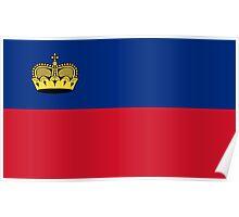 Liechtenstein - Standard Poster