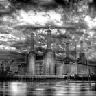 battersea power station by Adam Glen