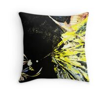Sent to Oblivion Throw Pillow
