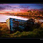 Connemara Sunset by michaelpaule
