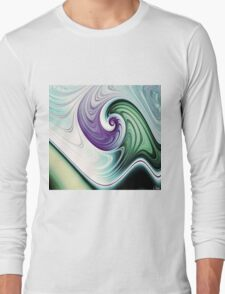 Wave Goodbye Long Sleeve T-Shirt
