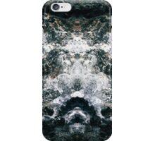 Mirrored Waves iPhone Case/Skin
