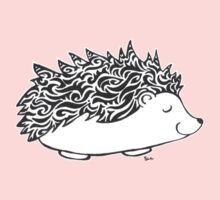 Dreamy Hedgehog Baby Tee