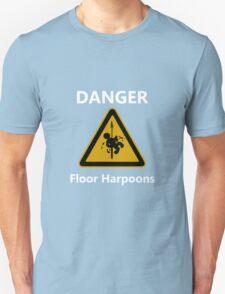 Danger Floor Harpoons - Dark Tee T-Shirt