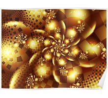 Golden Age of Elegance Poster