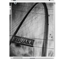 Bienvenidos a Tijuana iPad Case/Skin