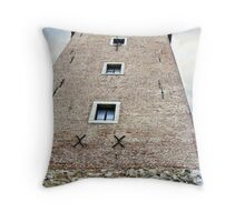 Dubovac Tower Throw Pillow