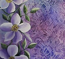Floral Fantasy by Susan Moss