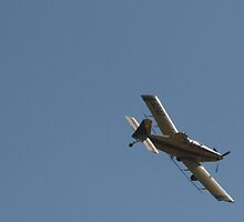 Crop dusting in The Riverina by myraj