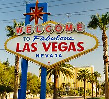 Welcome to Las Vegas by Charles Dobbs Photography