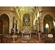 St Mary Cathedral Photographic Print