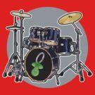 Drumkit (Baby) by RubyFox