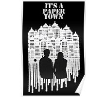 A Paper Town Poster