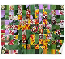 Spring Quilt Poster