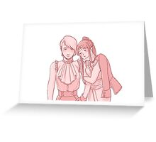 Eight Years Later (Franmaya Ver.) Greeting Card