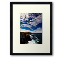 LoopHead, Co. Clare, Ireland Framed Print
