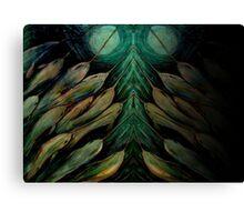 Narwhal Ocean. Canvas Print