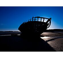 Shipwreck, Bunbeag Co. Donegal Photographic Print