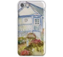Rose Cottage iPhone Case/Skin
