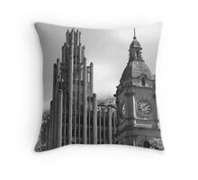 """Deco Decadence"" Throw Pillow"