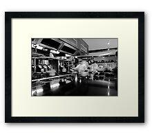 Deli Restaurant - Cirencester Framed Print