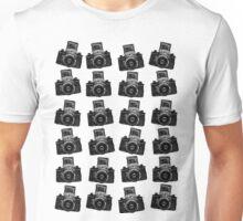 24 Cameras Unisex T-Shirt