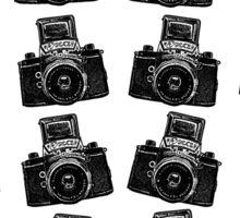 24 Cameras Sticker