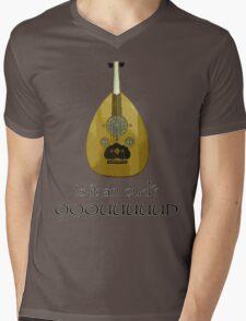 Dandelion mind Mens V-Neck T-Shirt