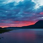 Torridon Sunset  by Stephen Lawlor