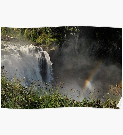 Snoqualmie Falls -  Poster