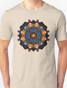 Fractal Art May Mandala T-Shirt