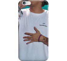 Louis Tomlinson - Tattoos - Not Heartbroken iPhone Case/Skin