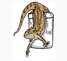 Lizard shirt, bearded dragon shirt by Alexander589