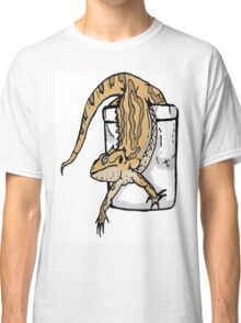 Lizard shirt, bearded dragon shirt Classic T-Shirt