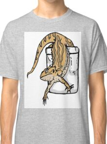 Lizard shirt, bearded dragon shirt Classic T-Shirt