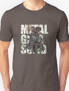 Metal Gear Solid Snake Eater (3) Unisex T-Shirt